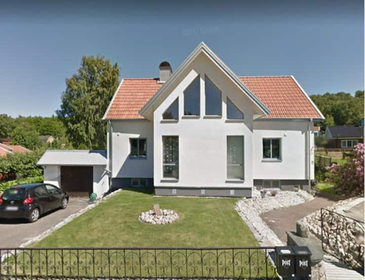 Unique villa in Gothenburg area