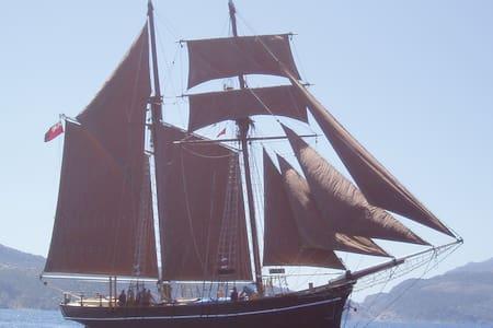 Berth on a schooner sailing the Ionian Islands - Gouvia