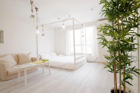 Studio Apartment, 1 Stop to Umeda ;) - Kita Ward, Osaka