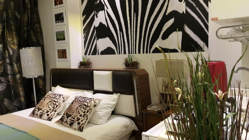 Taksim Safari Room