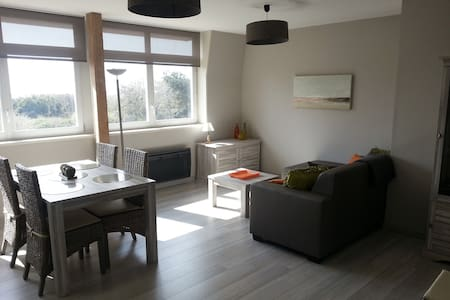 Appartement cosy, calme, lumineux - Ambleteuse - Wohnung