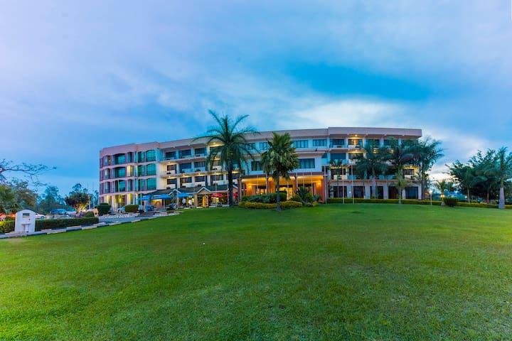 LAKE VIEW RESORT HOTEL MBARARA SINGLE OCCUPANCY