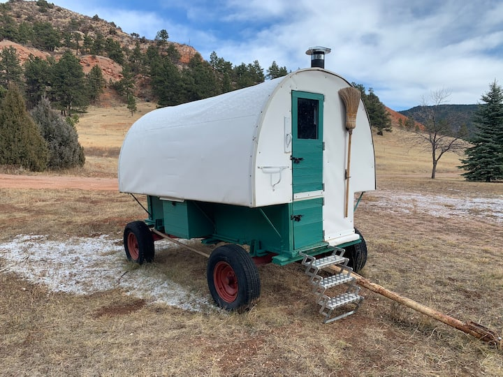 Black Hills Sheep Wagon
