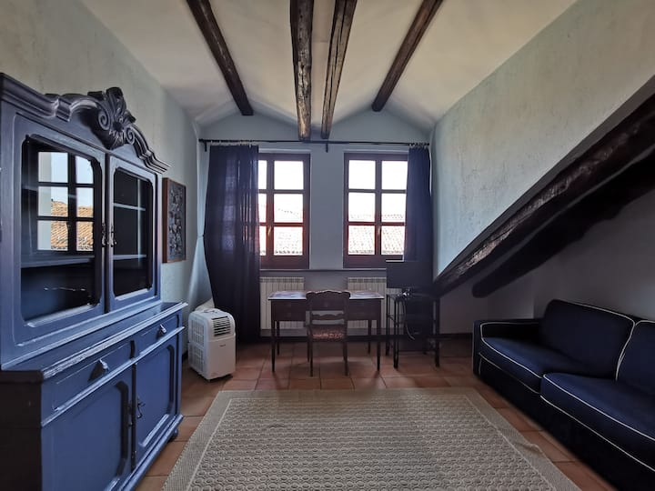 LOFT in a full centre at only 10 min to Porta Susa