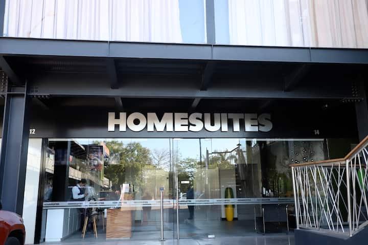 HOMESUITES MALECÓN  suites con servicio de hotel