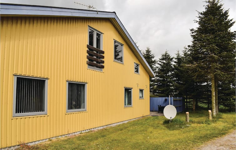 Holiday apartment with 2 bedrooms on 80m² in Ebeltoft