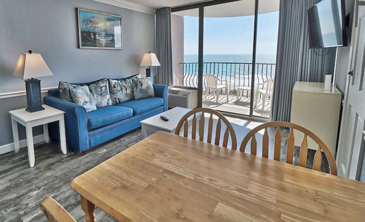 Suites at the Beach  One Bedroom Oceanfront  1403