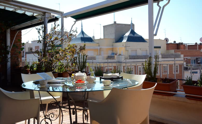 Luxury Penthouse. Ático Gran Terraza.