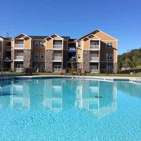 Oak Ridge/Knoxville Fully Furnished Apartment - Oak Ridge