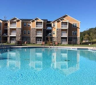 Oak Ridge/Knoxville Fully Furnished Apartment - Oak Ridge - Flat
