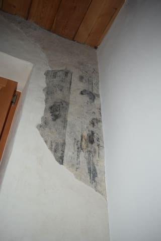 Neue Wohnung mit historischem Ambiente - Cortaccia - Byt