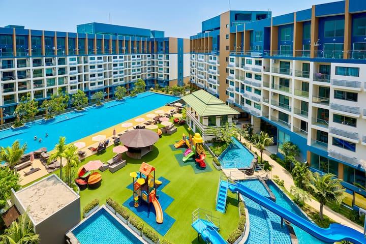 Laguna Beach 2 Resort-1 Bedroom condo