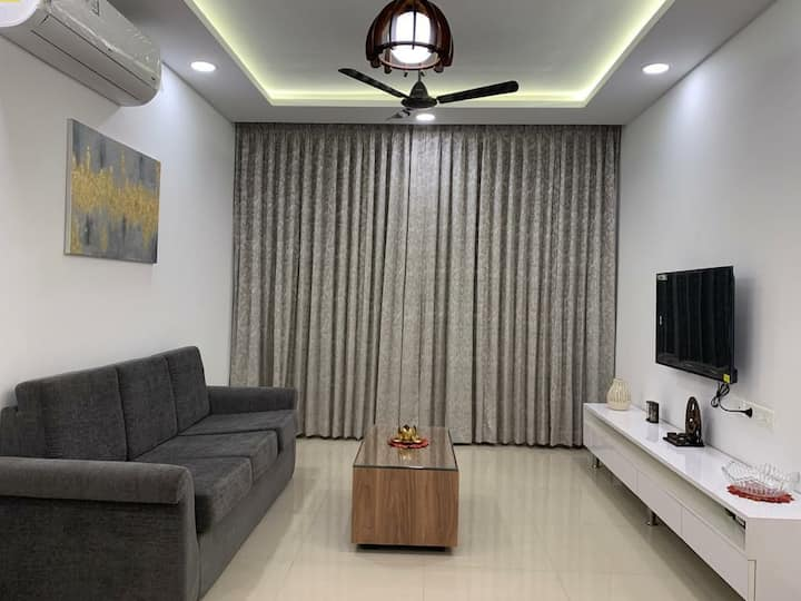 Eeru's den - A luxurious 2 bedroom apartment