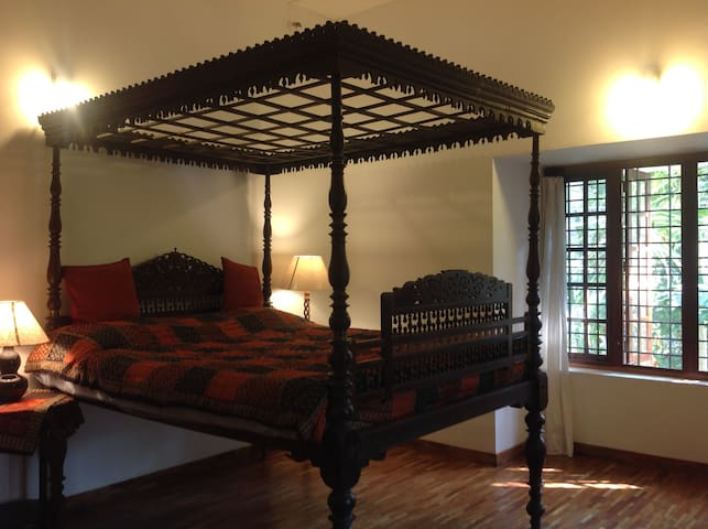Heritage style room 2 - bed room