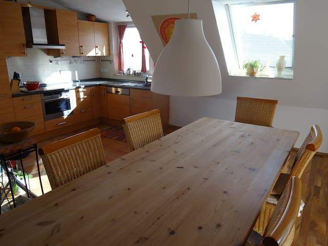 Schöne Maisonettewohnung - Reinbek - Appartement