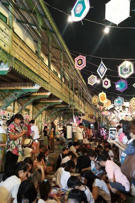 Live Bangkok's Culture