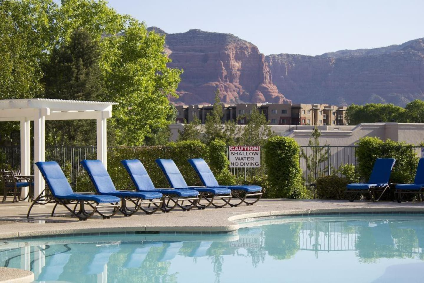 The Ridge on Sedona Golf Resort Pool