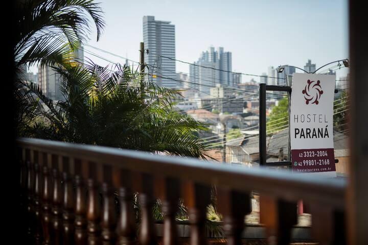 Hostel Paraná - Desconto