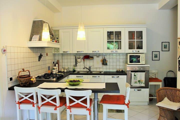 Appartamento Camporeale - Scauri - Departamento
