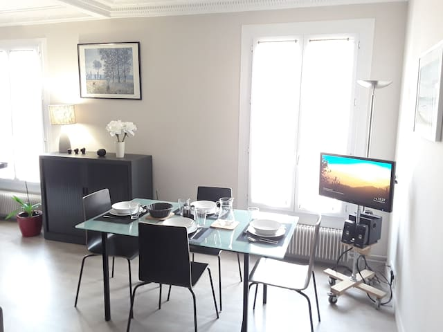 Appartement avec Parking - Quartier Bastille