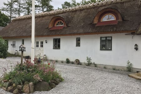 Peaceful house on the countryside of Lund/Malmö