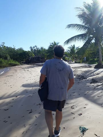 Mosqueiro ilha 70km de  belem lugar paradiziaco