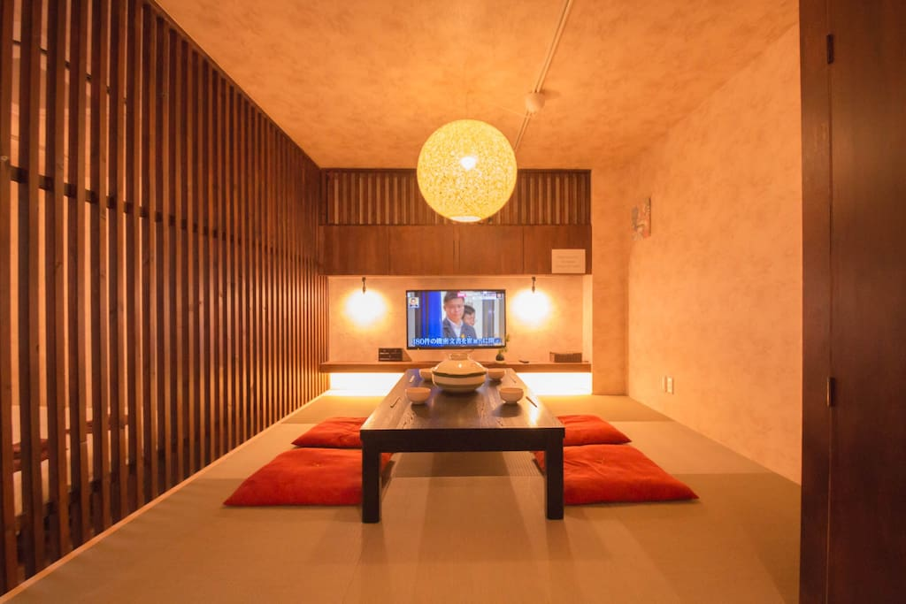 Cool and cozy traditional tatami from Okinawa