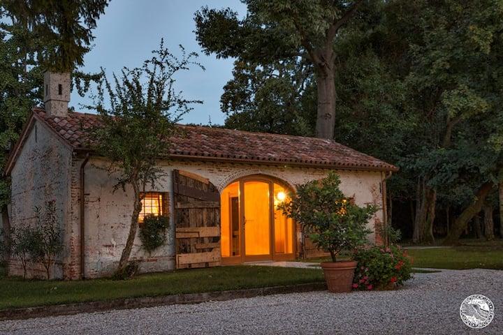 Mike & Mo's chalet in Villa Prosdocimi