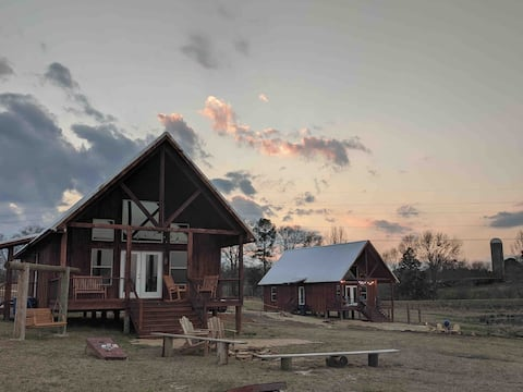 The Cabins at Dream Field Farms #2
