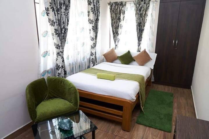[SANITIZED] Reside Serviced Apartment (Gokulam)