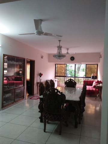 At Dhanmondi 6/A Full Furnished apartment - Dhaka - Lakás