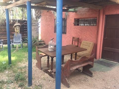 Cabana completa para 2 personas