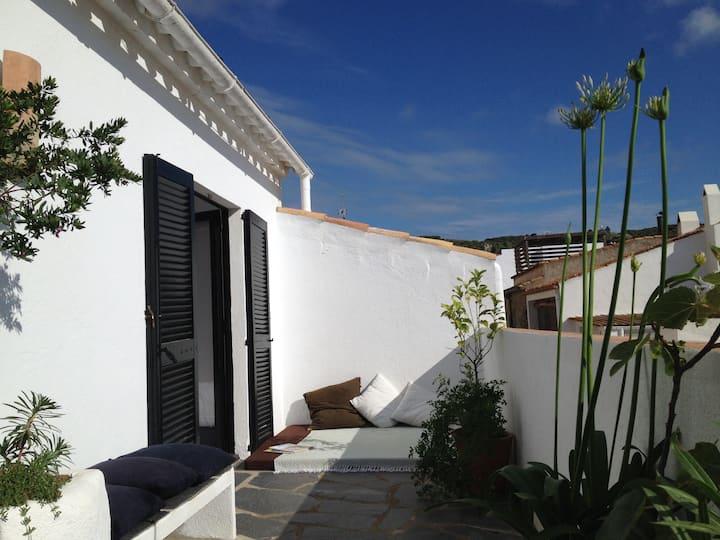 Appartement avec terrasse quartier ancien