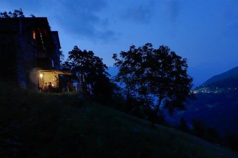 Valtellina-Sondrio/L'albero delle noci