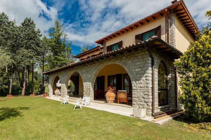 Fantastica Villa Maria con piscina in Toscana - Cetona - Villa