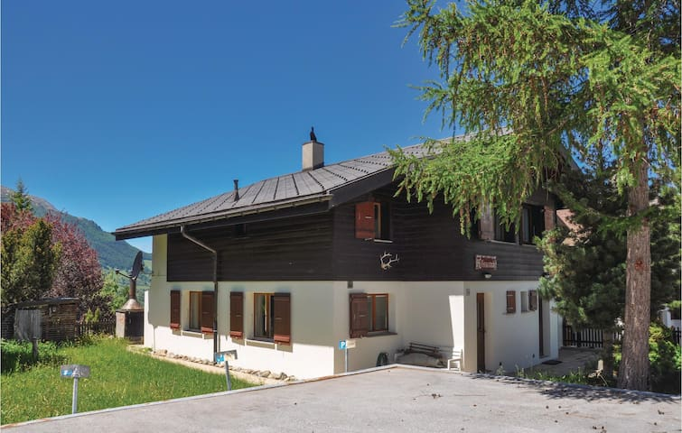 Holiday cottage with 3 bedrooms on 85m² in Bürchen