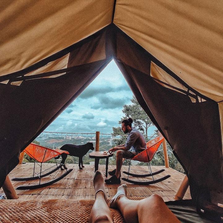 Camping Coffee Mountain
