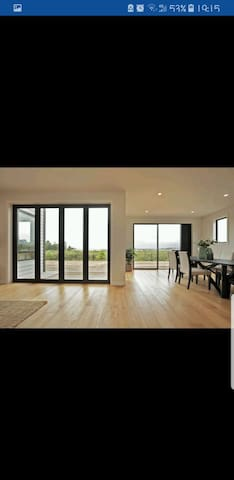 Hobsonville point sea view home.