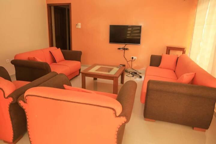 Appartement Cosy en plein coeur de Porto-Novo