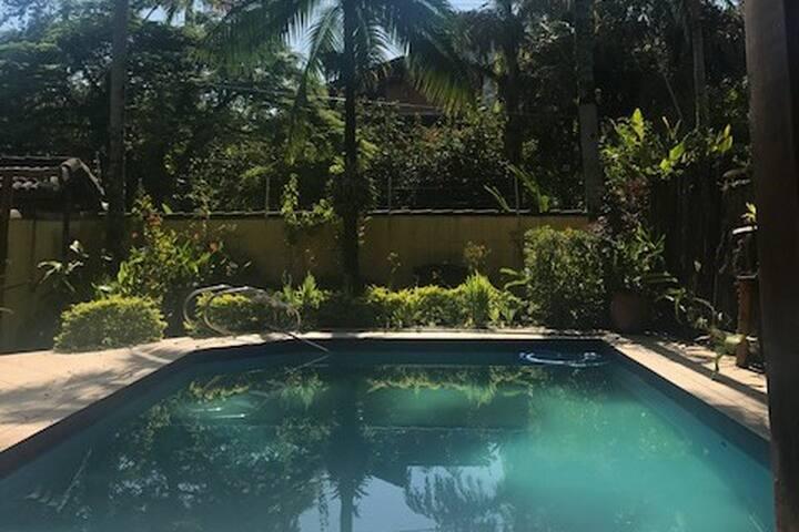 Casa espaçosa e linda na Barra do Una