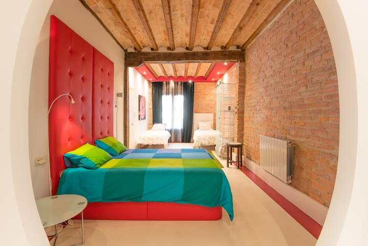 Comfortable apartment in Bilbao (wifi incl)EBI0051 - Bilbao - Apartment