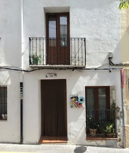 Casa de poble - Tibi
