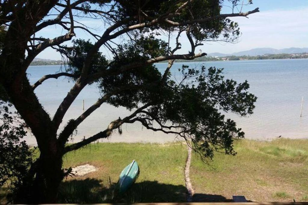 Paraíso para você e sua família passarem o fim de ano! Lagoa de Ibiraquera - Imbituba - SC