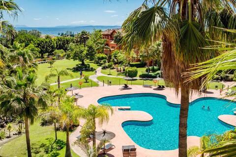 Amazing Seaview penthouse in luxury complex!