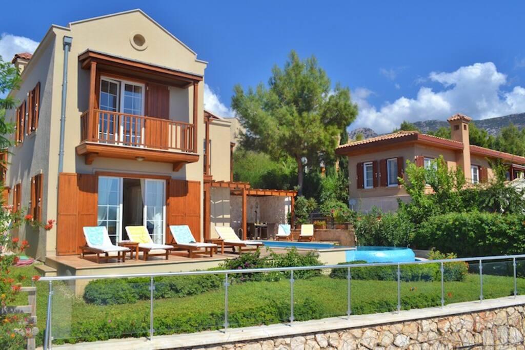 Villa Yelrah - exterior