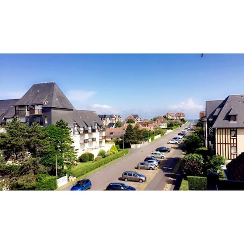 Appartement type F3, plage à 400m. - Cabourg - อพาร์ทเมนท์