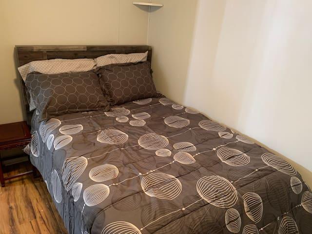 Double Room (Bedroom + Rec. Room)