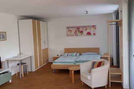Modernes Appartement in Uninähe - Blaustein - Apartament