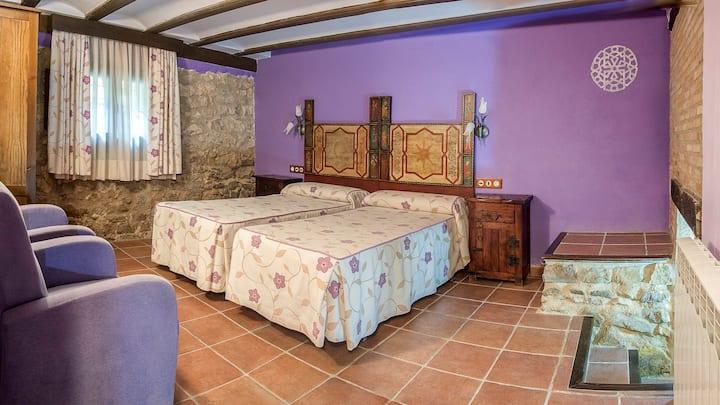 EL REFUGIO (Apartamentos Los Aljezares) en Gea