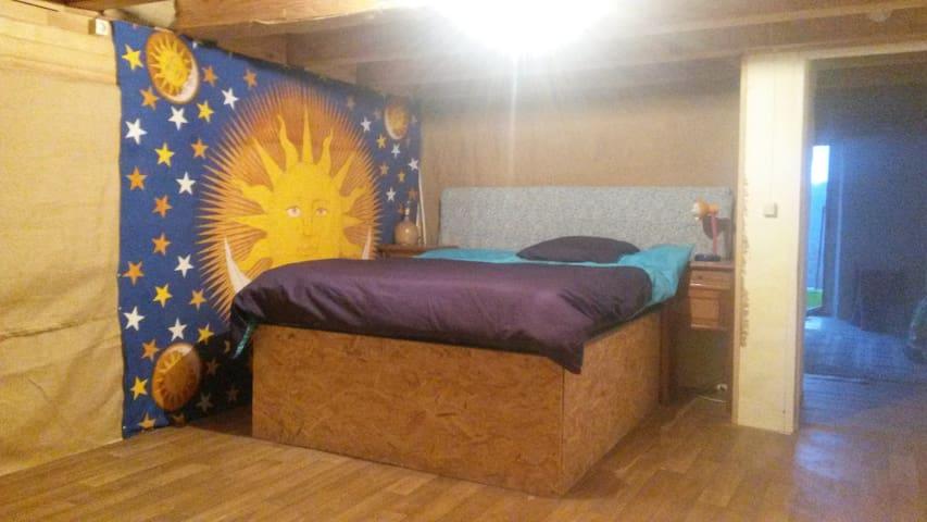 Belle chambre au cœur de la nature - Prendeignes - House